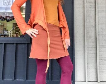Fleece Skirt Eco Friendly