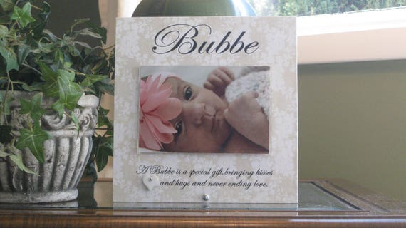 Grandmother Is A Wonderful Blessing From Above Photo Frame Boxed Picture