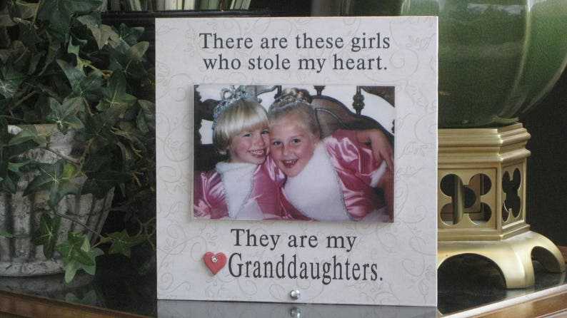 picture frame There is this girl who stole my heart gift 4x6 photo There is this girl who stole my heart frame photo frame