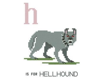 Hellhound vintage | Etsy