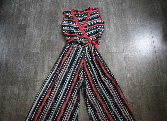 1930s beach pajamas . vintage 30s pajamas