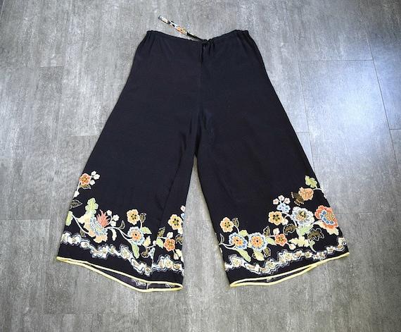1920s silk pongee pajamas . vintage 20s pajamas - image 4