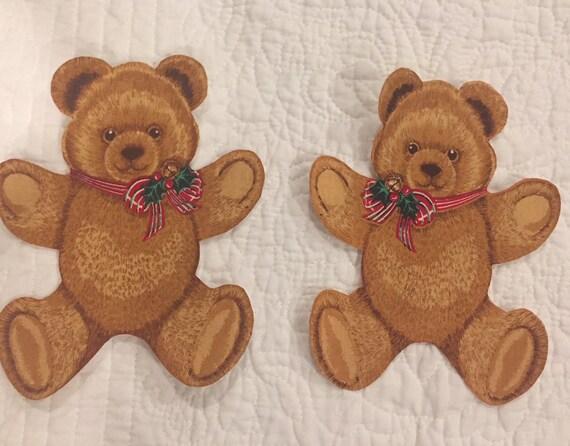 Teddy bear applique teddy bear design teddy bear embroidery etsy