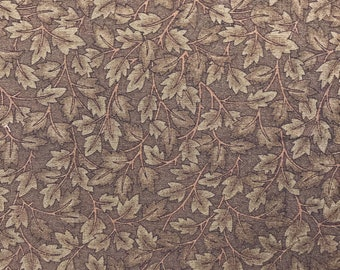 Twigs & Berries  by Sentimental Studios - Moda - Pattern 15934-  2 Yards - Color Dark Olive -  Out of Print