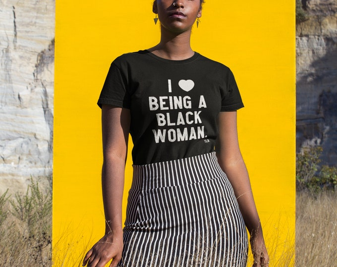 Featured listing image: I Love Being A Black Woman