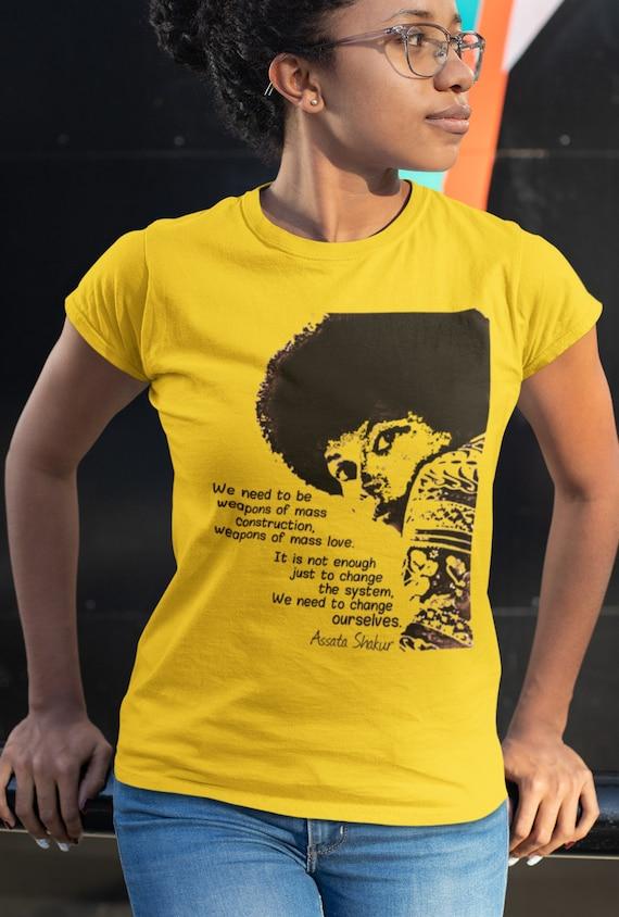 Assata Shakur Activist Freedom Fighter
