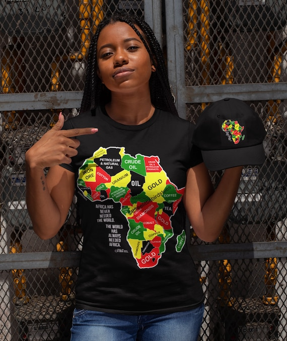 Africa Has Never Needed the World Women's Tee