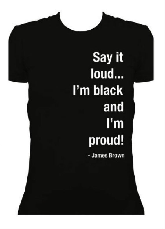 I'm Black and Proud James Brown