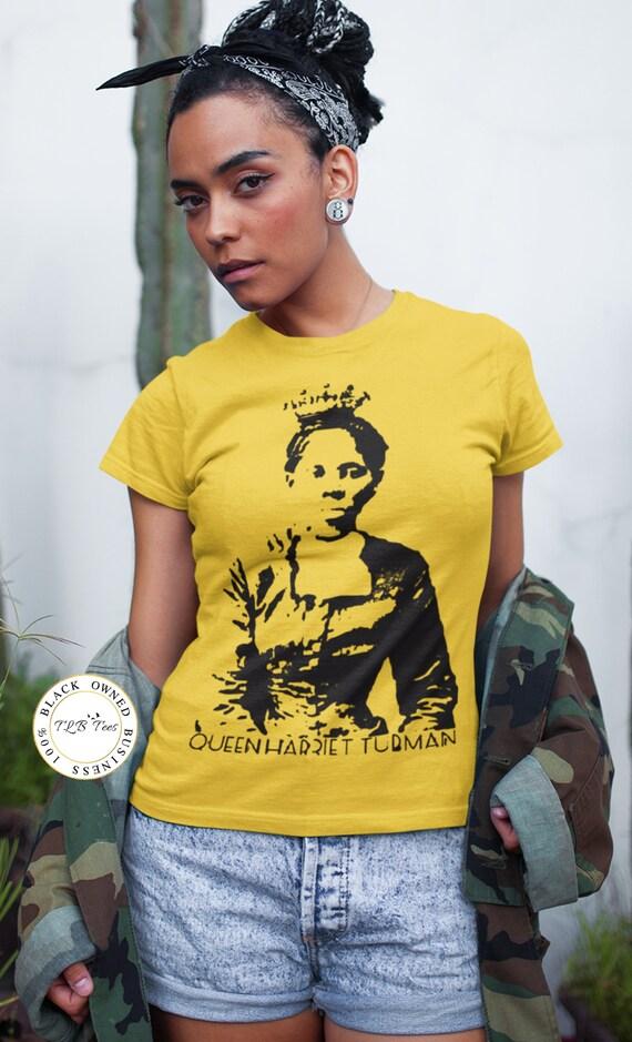 Queen Harriet Tubman Tee
