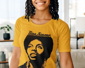 Nina Simone The High Priestess of Soul Tee