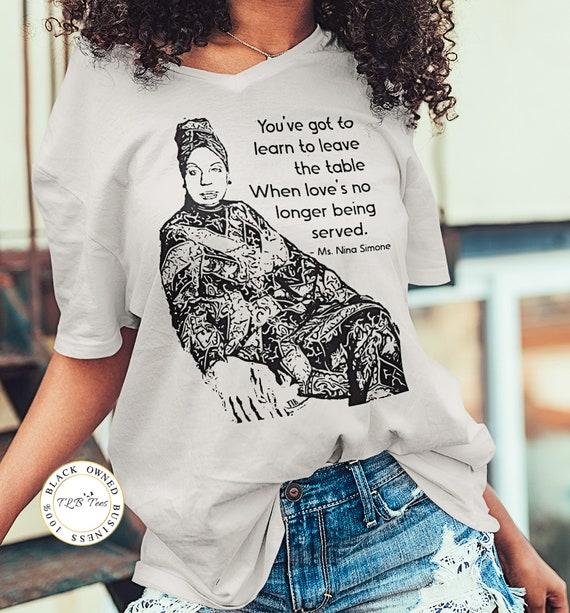 Nina Simone Leave the Table