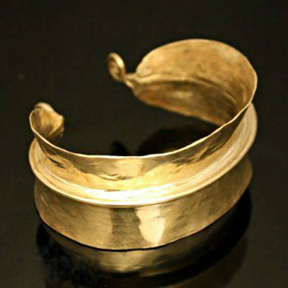 Bronze Fulani Bangle