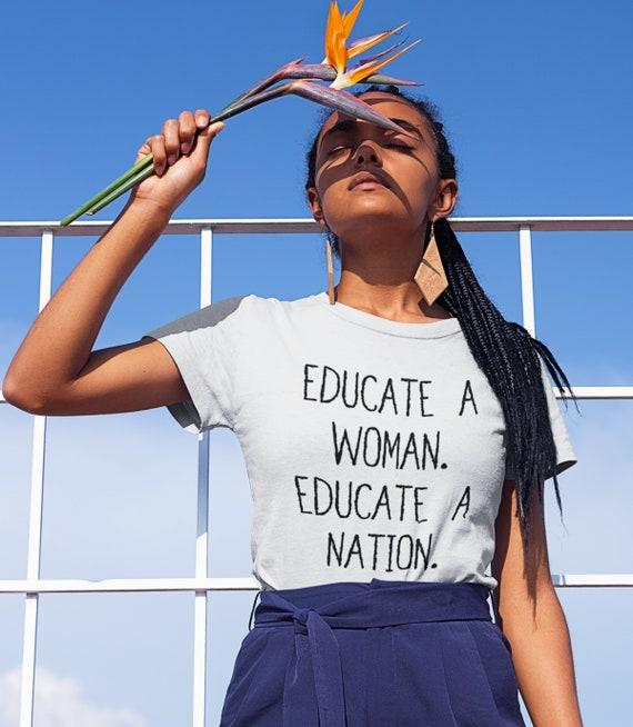 Educate a woman Educate a Nation Women Empowerment