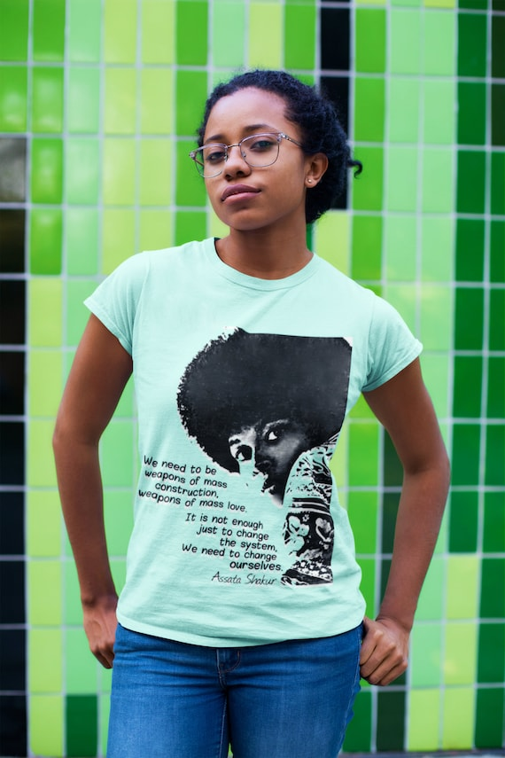 Assata Shakur Activist Freedom Fighter