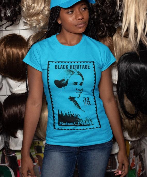 Madame C J Walker Black History