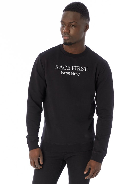 Race First Marcus Garvey Unisex Sweatshirt