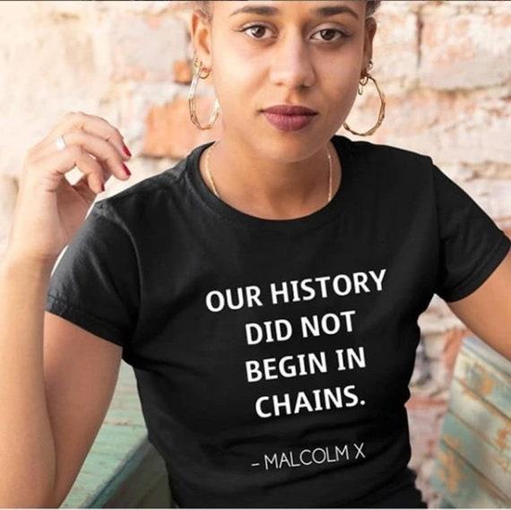 Malcolm X Black History