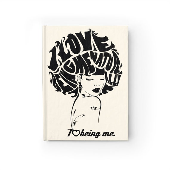 I Love Being Me-Journal - Blank