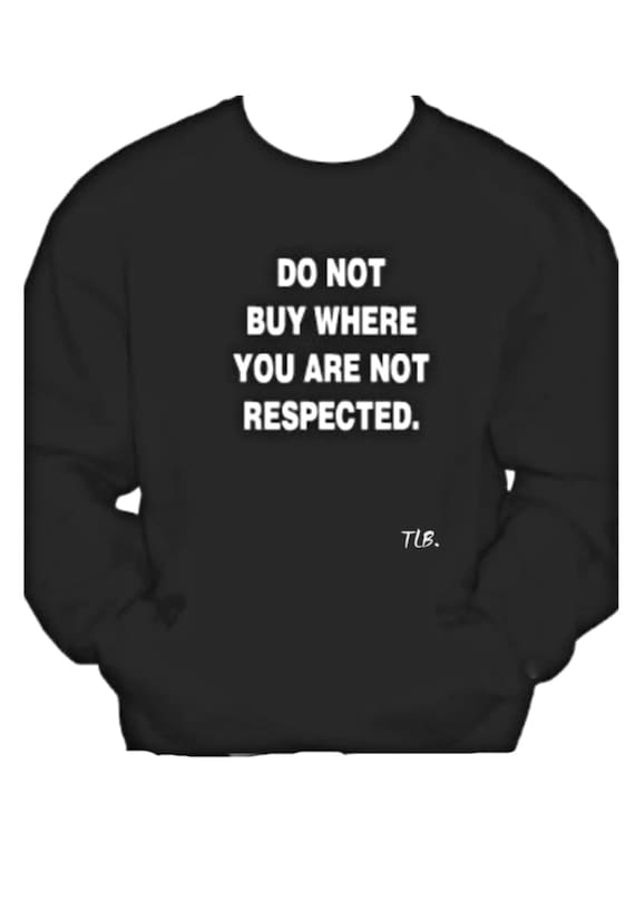 Buy Black Unisex Crew Sweatshirt with Pockets