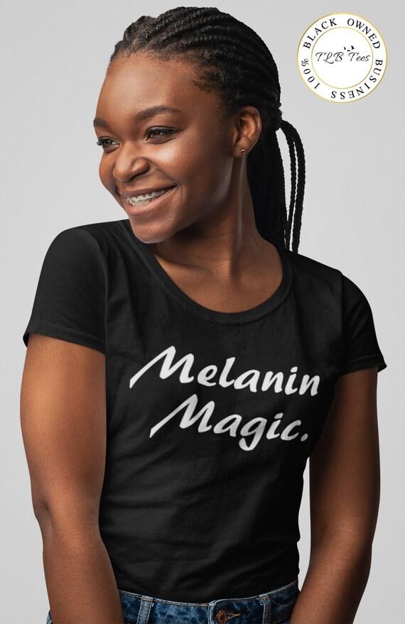 Melanin Magic Junior Tee