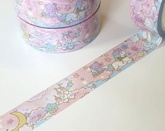Cute Unicorn World Kawaii Washi Tape
