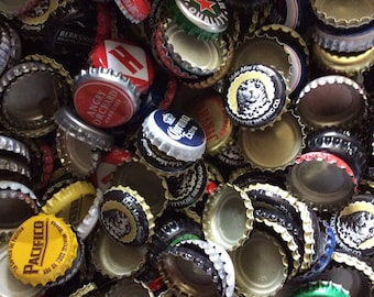 400 Bud Light Beer Bottle Caps Crowns Crafts USA Flag Blue Projects Bar Man Cave