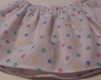Baby Tutu  Skirt  Fabric Star and Dots