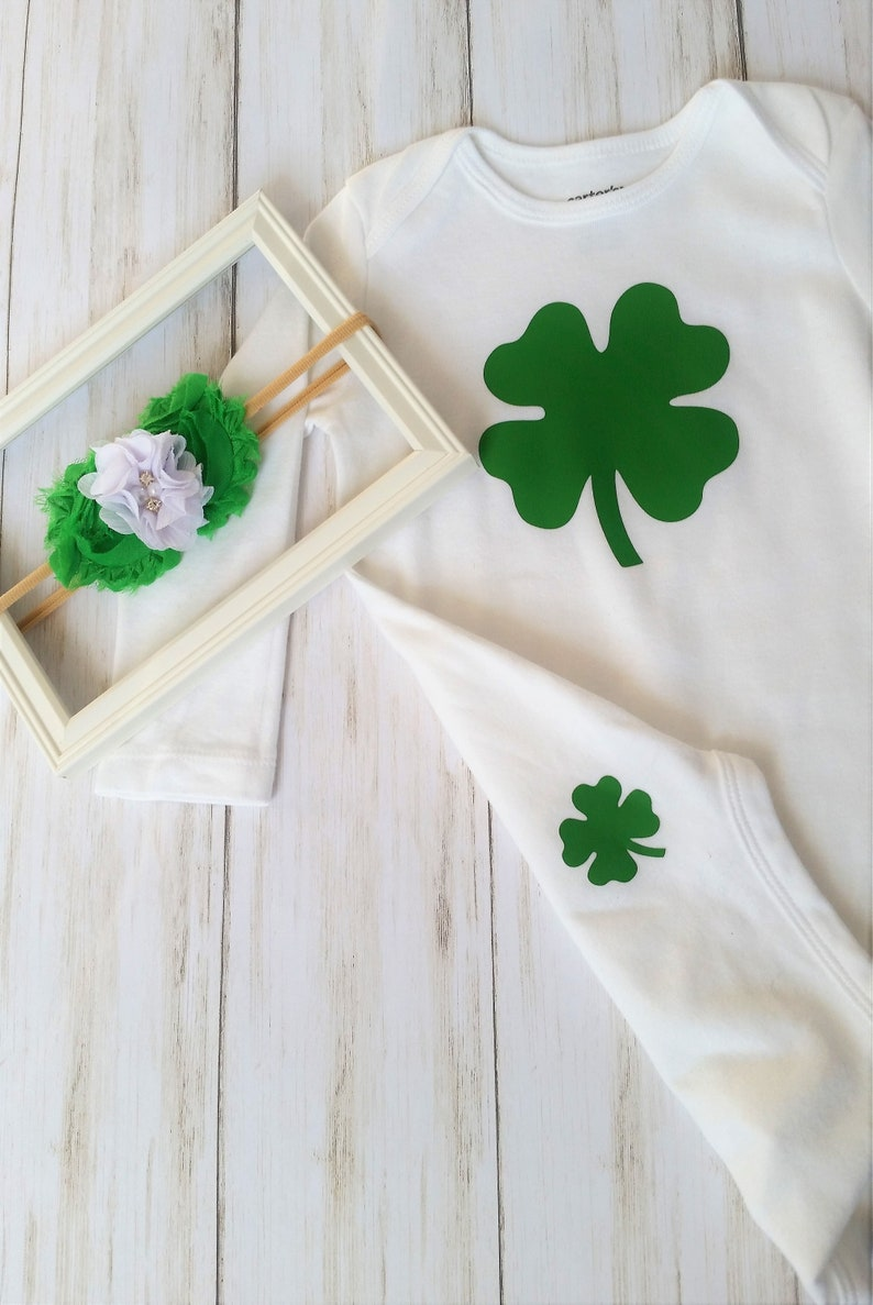 9f4ee2684 St. Patricks Day Baby Shirt Irish Baby Graphic Tee Photo | Etsy