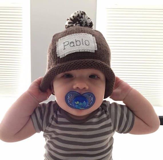 51ee122bd1cb3 Baby Boy boys hat winter hat Baby Boy hat toddler Baby