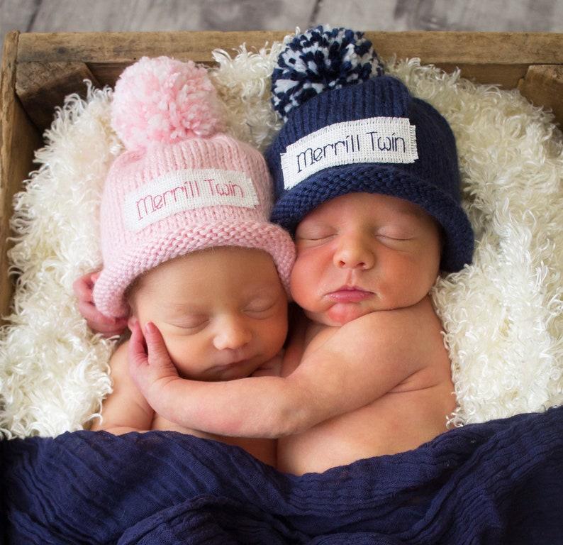 6904fe5c0e1e4 Baby Boy hats, Knit Baby Hat, Personalized baby hat, baby hats, Newborn  Hat, Baby Girl Hat, Baby Boy, winter hat, name on hat, Preemie/3T