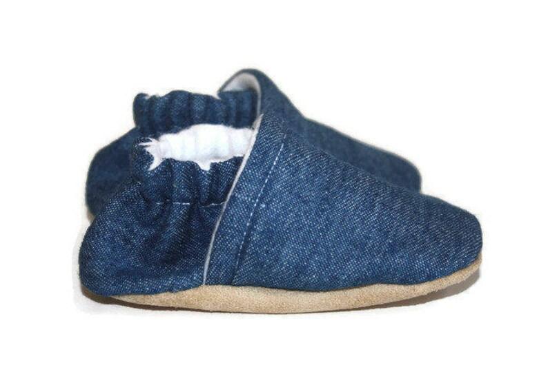 45bb204ec7b83 Jean chaussures jean bébé chaussures bébé bleu chaussure bébé