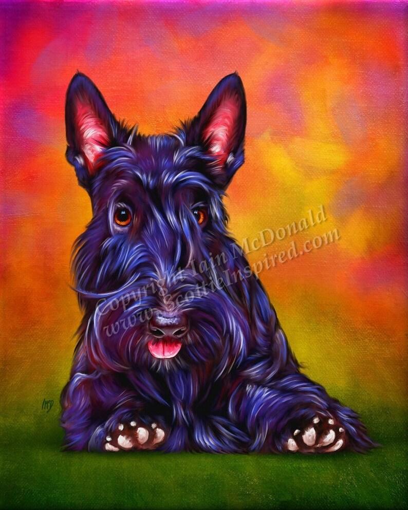 Custom Dog Portrait your pet my crazy RISK FREE portrait offer