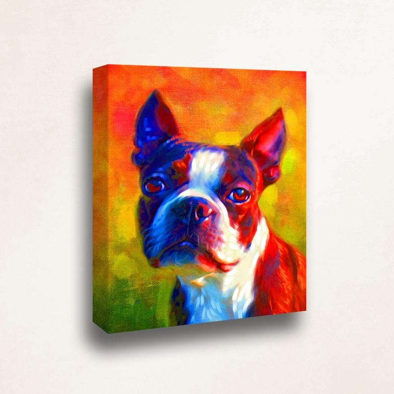 Custom Pet Portrait  your pet my crazy RISK FREE portrait image 0