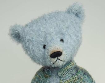 OOAK Handmade Teddybear BereguodBears Gilbert
