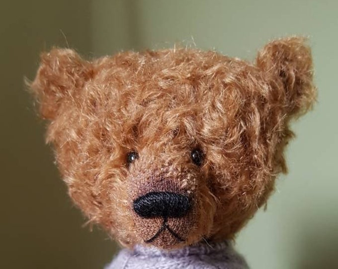 OOAK handmade bear Donald