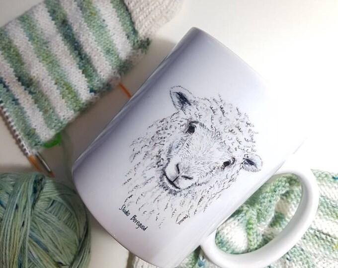Beker schaap/ Mug Sheep