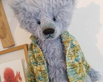 OOAK handmade mohair BereguodBears teddybear Bink