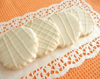 Gourmet Orange Cardamom Cookies - 2 dozen