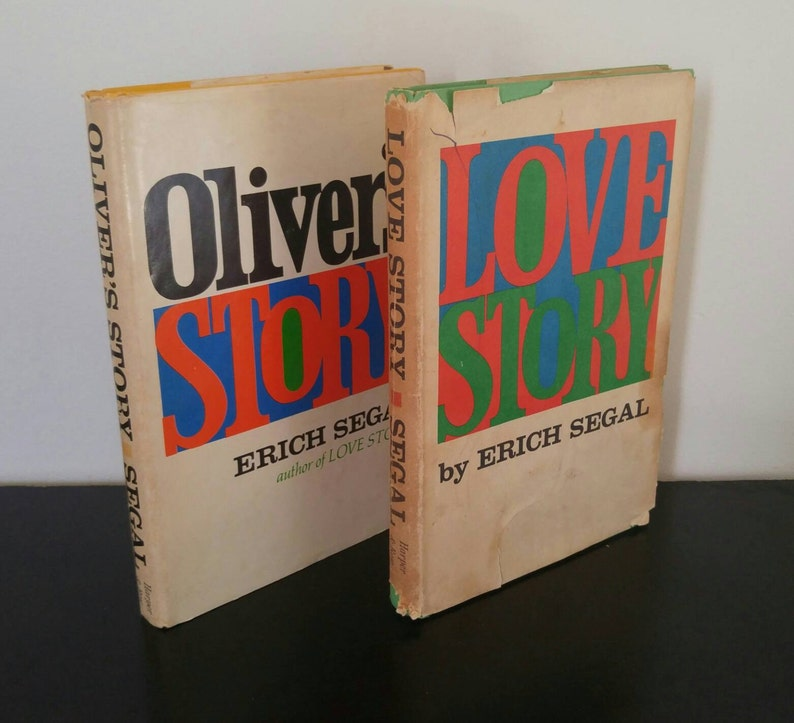 Olivers Story (Love Story, Book 2)