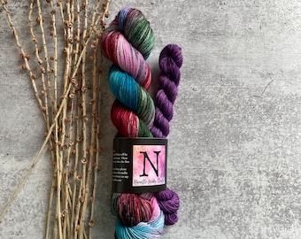 Hard Candy Christmas | Sock Set | SW Merino Nylon