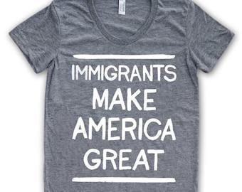 Immigrant Love Women's T-Shirt