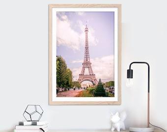 paris bedroom decor paris wall decor paris print paris photography eiffel tower decor eiffel tower print gift for her gift for woman europe
