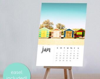 easel calendar etsy