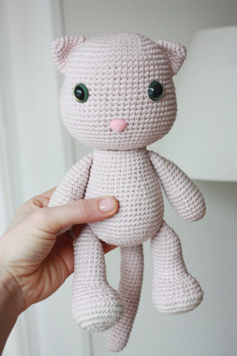The Cutest Collection of Amigurumi Cat Patterns | 1190x794
