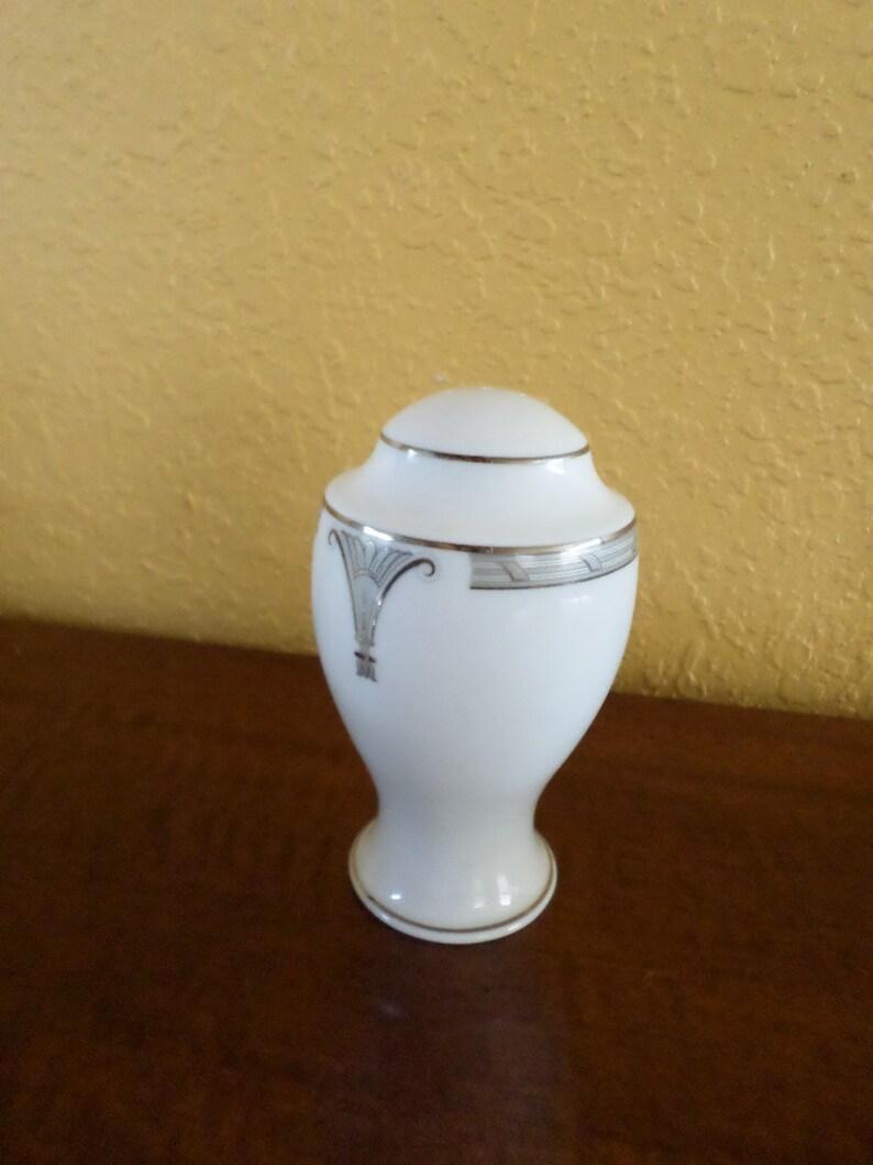 Salt Shaker Mint ConditionPlatinum TrimGORHAM SALT SHAKER