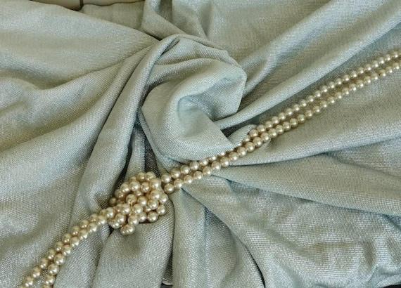 Vintage Nahen Stoff Formelle Kleidung Prom Kleid Material Etsy