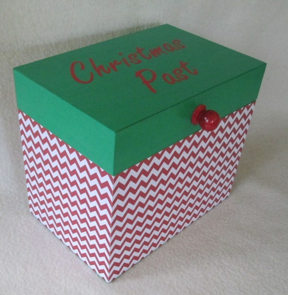 Greeting card storage box for 5x7 dividers and cards etsy image 0 m4hsunfo