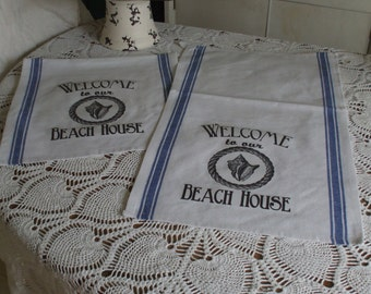 Kitchen Towels - Set of Two