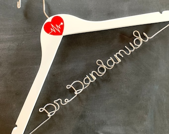Doctor Appreciation Gift Medical Gifts Thank You For Day Nurse Personalized Hanger