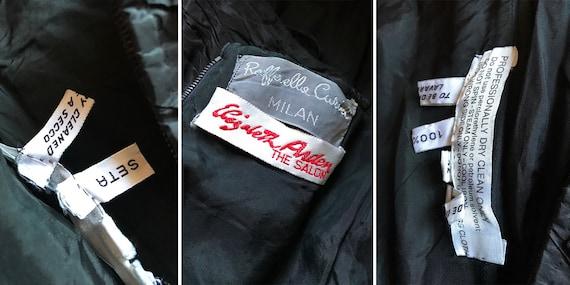 Vintage 80s Damaged SETA Silk Elizabeth Arden The… - image 6